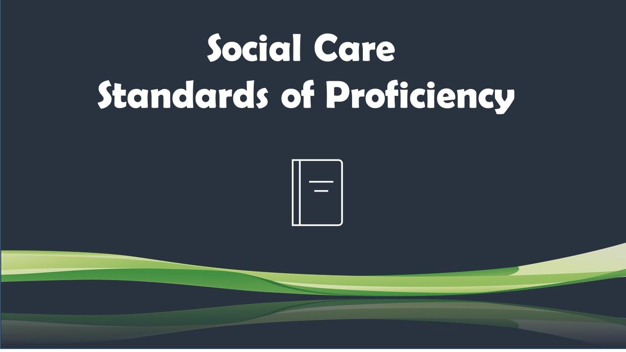 Standards of Proficiency